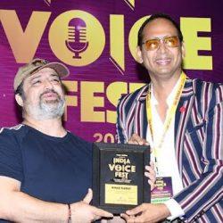 Ninad kamat BEST MIMICRY Thanos Amitabh Bachchan Sachin Tendulkar Kapil Sharma - India Voice Fest
