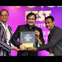 Sudesh Bhosale - BEST MIMICRY - Amitabh Bachchan Voice - Jumma Chumma - India Voice Fest 2019